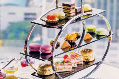 Marco Pierre White Steakhouse Bar & Grill - Traditional afternoon tea for two people or include a glass of Prosecco each - Save 30%