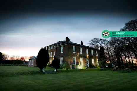 Rowley Manor Hotel - Overnight Yorkshire stay for two people with breakfast - Save 36%