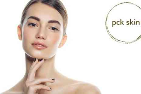 PCK Skin - Glycolic Skin Peel with Consultation - Save 90%