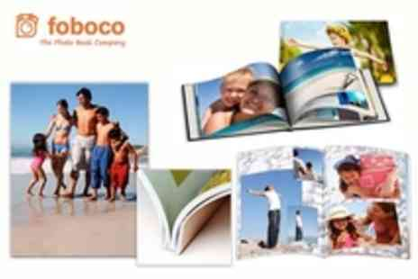 Foboco - Create your very own hardback photo book - Save 52%