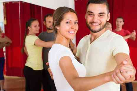 Sweet Salsa - Up to Ten Salsa or Bachata Classes - Save 61%
