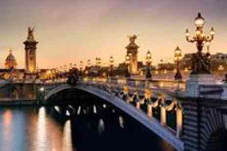 AA Getaways - Two night Paris break and Eurostar return - Save 37%