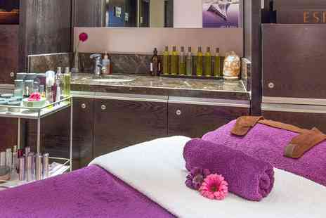The Nottingham Belfry - Spa day with massage & facial - Save 0%