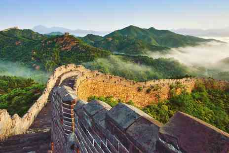 Exoticca - Luxury Nine nights tour With flights & Great Wall - Save 0%
