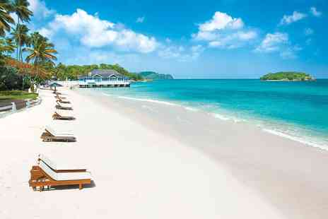 travelplanners - Nine Nights Miami & luxury All Inclusive St Lucia holiday - Save 0%