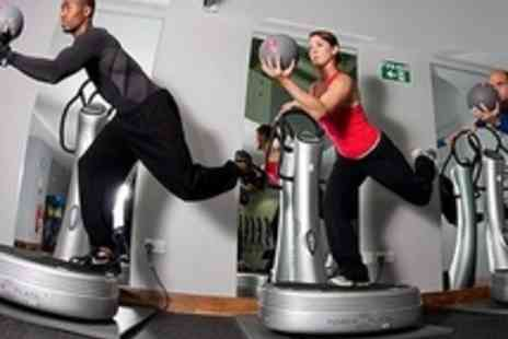 The Bankside Health Club - Six Power Plate Sessions - Save 73%