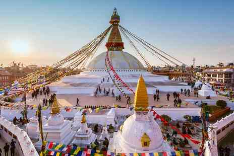 LUMLE HOLIDAYS - 10 nights guided tour including Lumbini, with flights - Save 0%
