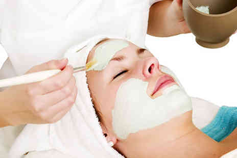 Beauty & Complimentary Health - Organic facial and Swedish massage - Save 70%