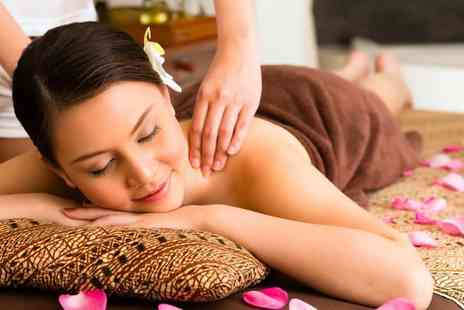 Origins Spa & Fitness - One hour hot stone massage - Save 55%