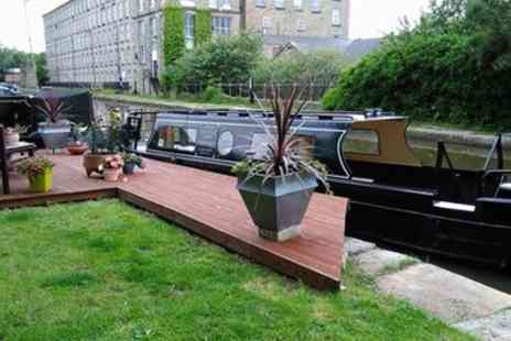 Evie Dayboat Hire - Canal Boat Day Hire for Up to 12 - Save 51%