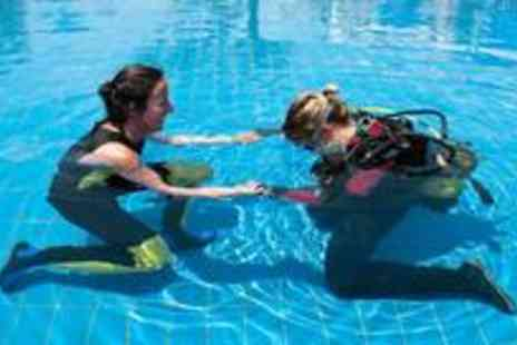 Academy Divers - Openwater Referral Course worth on this PADI course and learn the fundamentals of scuba diving - Save 60%