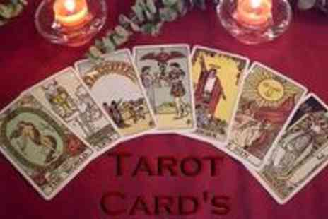 Psychic Bubble - 30 minute telephone tarot reading - Save 75%