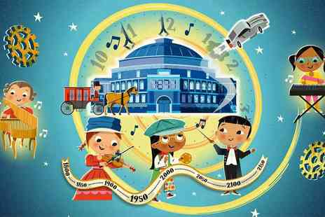 Royal Albert Hall - My Great Orchestral Adventure An Intro To The Wonderful World Of Classical Music For Kids - Save 10%