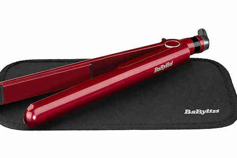 Spire Tech - BaByliss Pro Smooth Straighteners - Save 54%