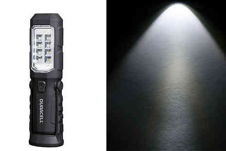 Spire Tech - Duracell Work Torch - Save 39%