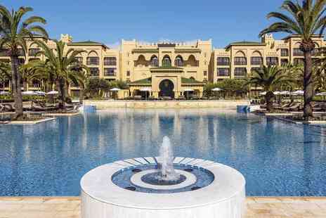Luxury Holidays Direct - Five star Mazagan break with flights - Save 0%