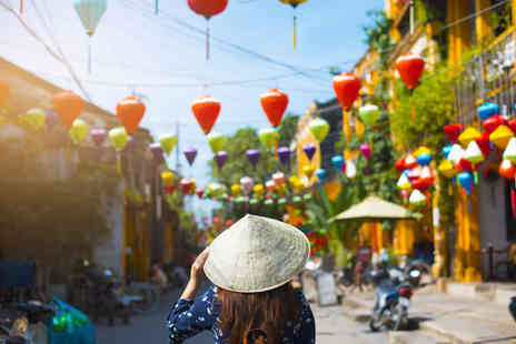 Go Asia Travel - 10 day Vietnam tour with transfers, selected meals and English speaking guides - Save 61%