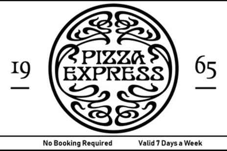PizzaExpress - Choice of Starter and Classic or Leggera Pizza, Salad or Al Forno Dish for Two - Save 46%