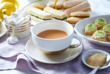 Bank House Hotel - Traditional Afternoon Tea for Two or Four with Optional Glass of Bubbles - Save 50%