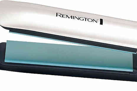 Spire Tech - Remington Shine Therapy Hair Straightener S8500 - Save 43%