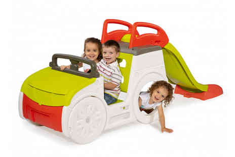 Smoby - Childrens adventure car - Save 0%