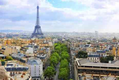 Hotel Paris - Double Room for Two with Breakfast - Save 35%