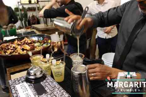 Margarita Rumble - VIP or General Admission from 6th July - Save 40%