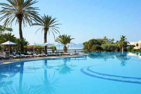 Barcelo Hydra Beach - Five star All Inclusive Grecian Escape with Car Hire Included for two - Save 57%