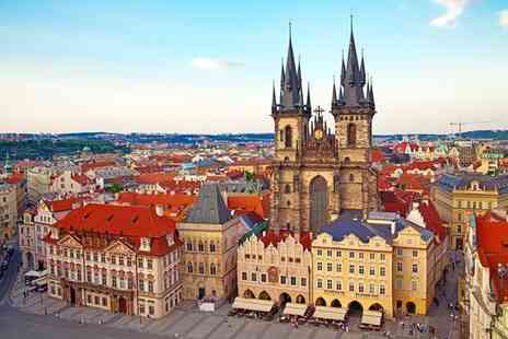 Jurys Inn Prague - Four Star Modern Hotel with Excellent Location for two - Save 77%