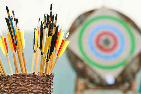Joes Bows Country Sports - Two hour archery and mini targets experience for one person - Save 67%