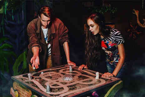 The Event Corporation - Real life escape game with City Mazes, Bristol, Cardiff, Swindon or Oxford enjoy as a group of four, six or eight people - Save 51%