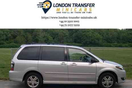 London Transfer Minicabs - Luton Airport to Southampton Private Transfer - Save 0%