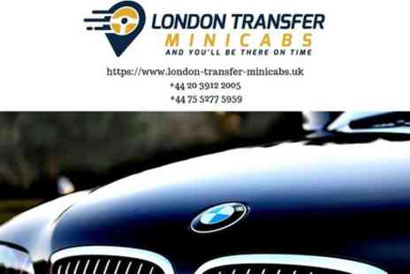 London Transfer Minicabs - London to Luton Airport Private Transfer - Save 0%