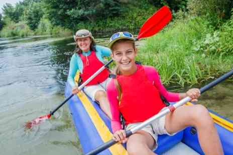 Frodsham WS Kayaks - Half Day Kayaking Experience for Two or Four - Save 0%