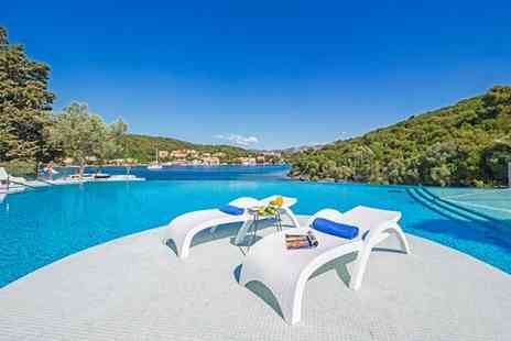 Port 9 Resort - Four Star Tranquil Bay Resort near Korcula Old Town for two - Save 40%