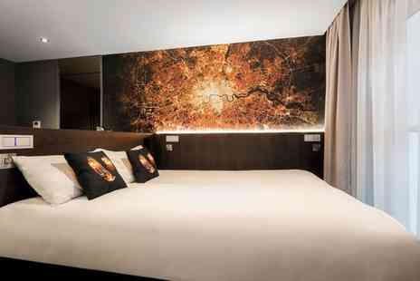 LUMA Concept Hotel - Four Star Sophisticated Concept Hotel in West London for two - Save 80%