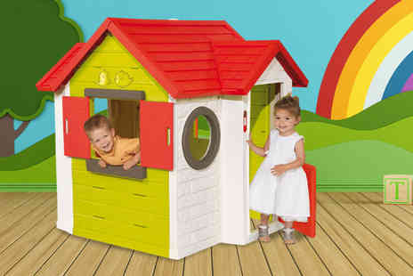 Smoby - My House playhouse - Save 0%