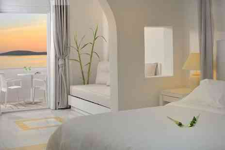 Saint John Hotel Villas & Spa - Five Star Luxury Collection: Sublime Sea Views in a Breathtaking Location - Save 47%