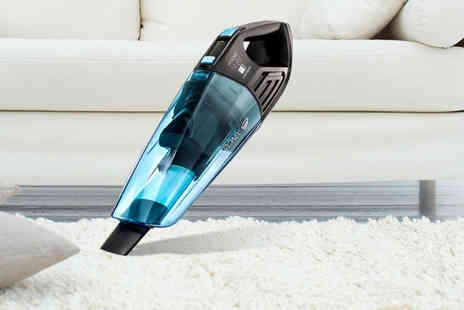 Vytronix - Cordless 14.8V handheld wet and dry vacuum cleaner - Save 66%