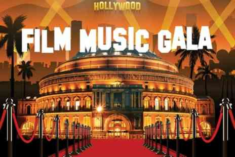 Royal Philharmonic Orchestra - One front circle or stalls ticket to Film Music Gala from 4th May - Save 51%