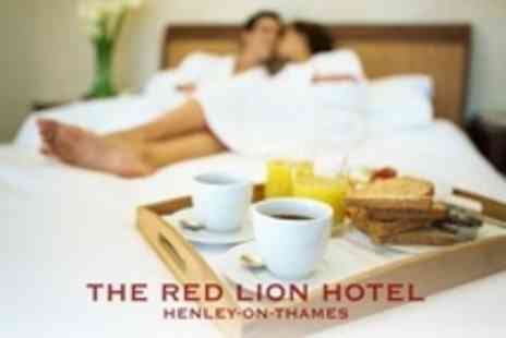 The Red Lion Hotel - In Henley One Night Stay For Two With Breakfast - Save 59%