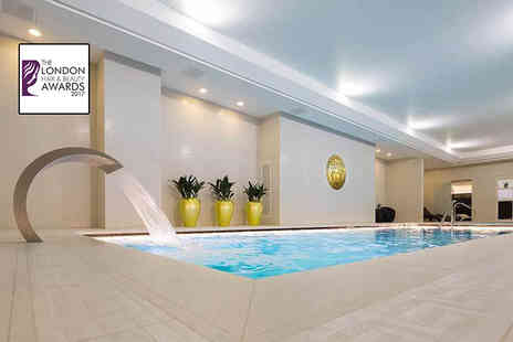 M by Montcalm - Spa experience for one including three treatments, two hour spa access, champagne - Save 66%