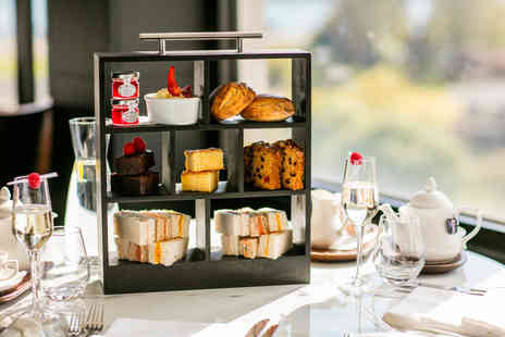 Bardolino - Afternoon tea for two people, Include a glass of Prosecco each - Save 49%