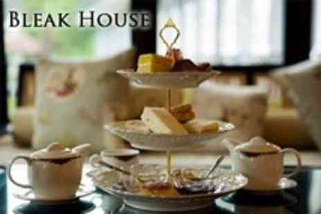 Bleak House - Afternoon Tea and Tour For Four With Glass of Bubbly Each - Save 0%