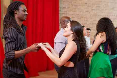 Rumba Latina - Four or Eight Bachata Classes for One or Two - Save 78%
