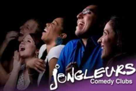 Glasgow Mansion House - Jongleurs Comedy and Curry Night For One - Save 55%