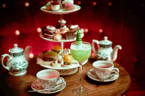 MAP Maison - Bottomless Gin Afternoon Tea for Two - Save 0%