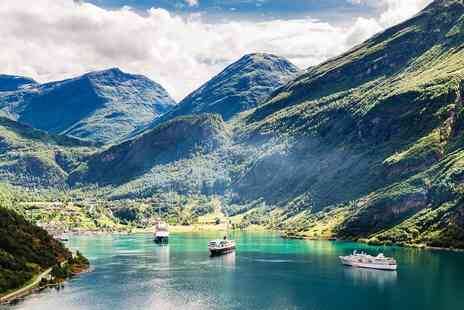 Jetline Cruise - Seven nights luxury no fly Norwegian Fjords cruise - Save 0%