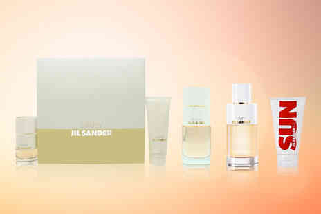 Deals Direct - Jil Sander fragrance or gift set choose from four options- Save 36%