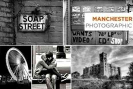 Manchester Photographic - City Centre Street Photography Workshop For One - Save 62%
